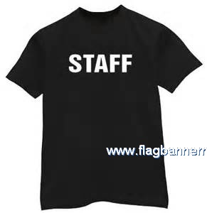 Worker T shirts