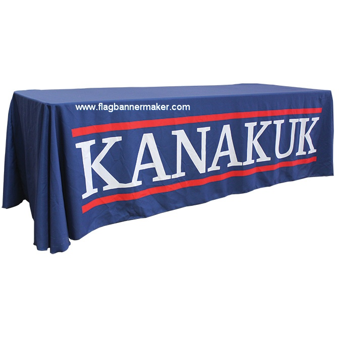 4 foot table banners