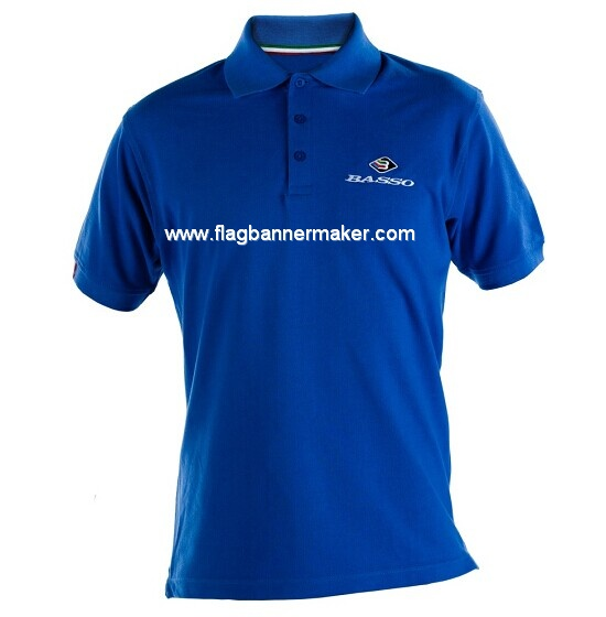 Sport event polo shirt