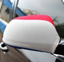 Car mirror sleeves