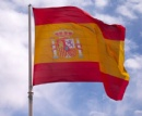 Custom Spain Flags