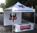 Event folding canopy