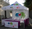 Full color pop up canopy
