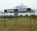 Event folding tents