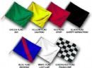 Custom racing flags