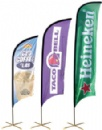 Advertising Sail Flag